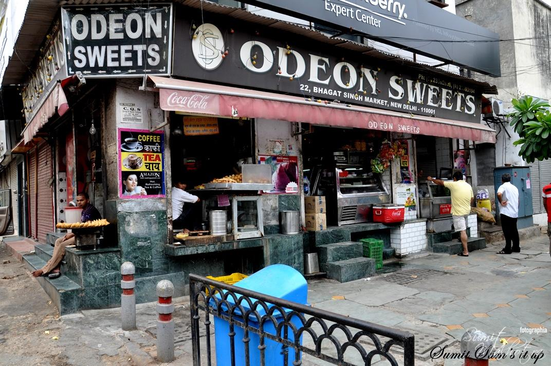 Odeon Sweets, Gole Market