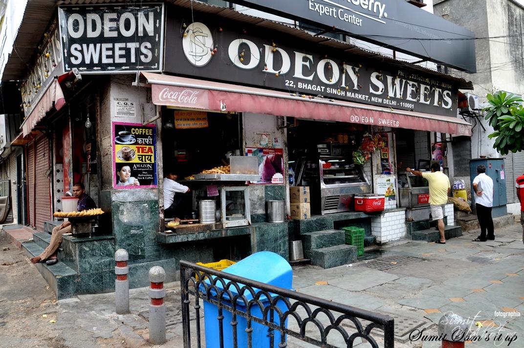 Odeon sweets, gole market