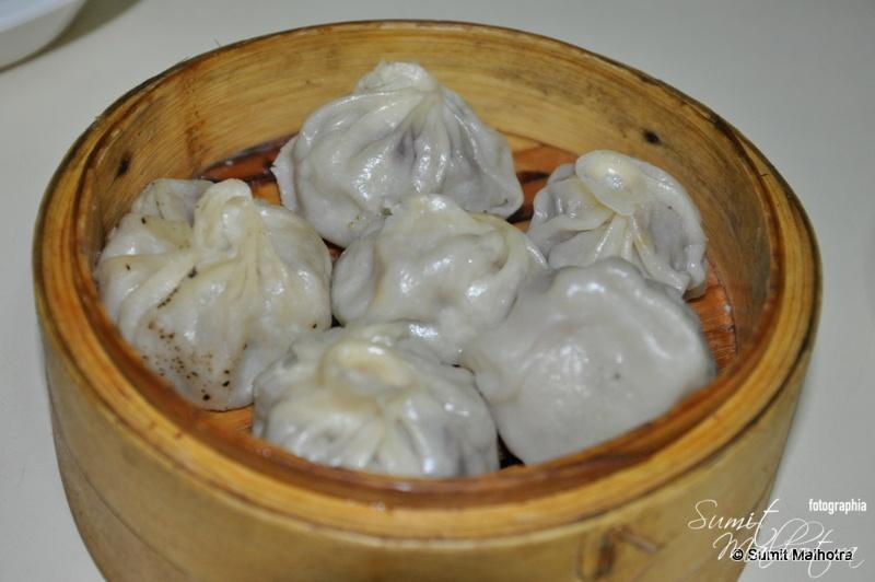 Chicken Dumplings or Momos