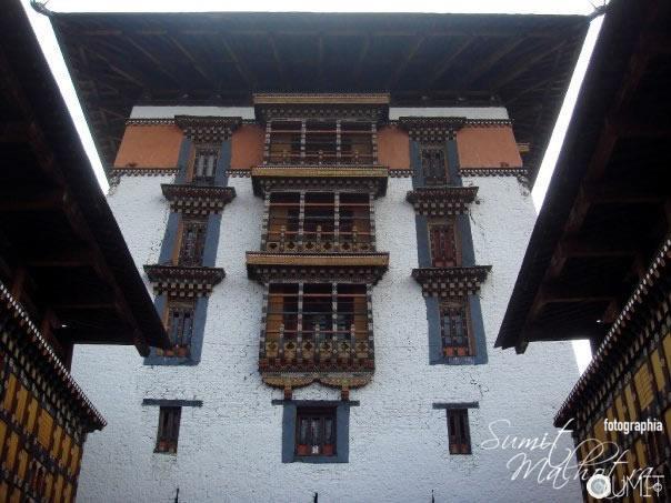 Paro Dzong, Paro, Bhutan
