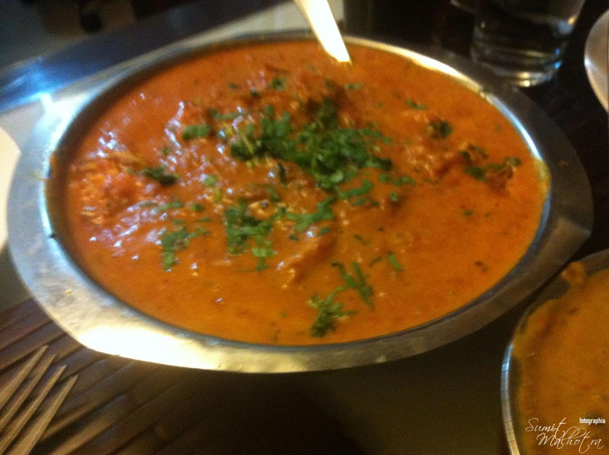 Legendary Butter Chicken Boneless @ Mughal Mahal