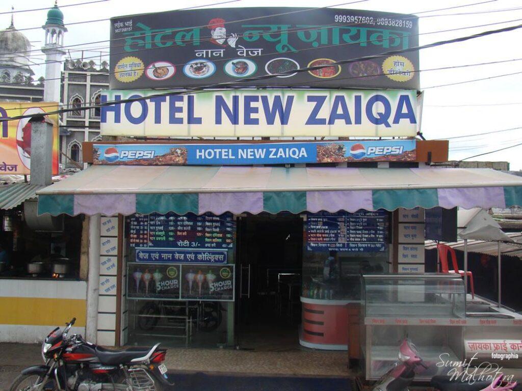 Hotel New Zaiqa, Bhopal