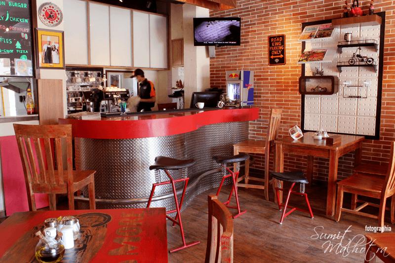 Bikers Cafe Vasant Kunj
