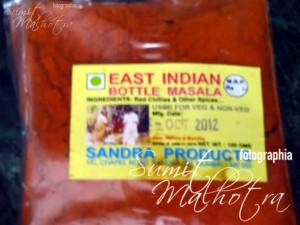 East Indian Bottle Masala from Sandra Products in Bandra