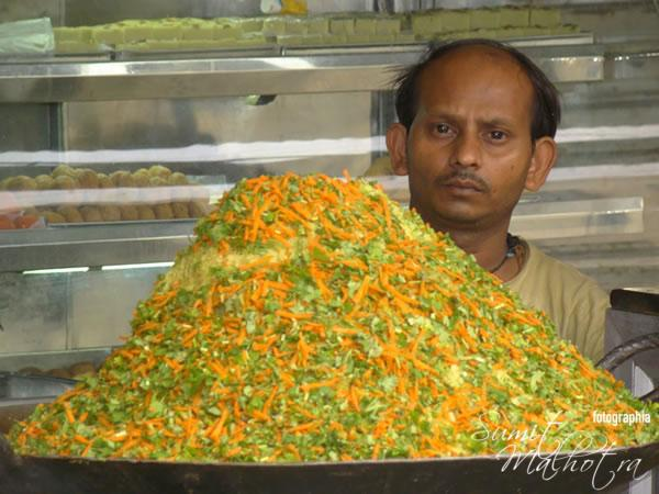 Tiranga Poha & the Maker