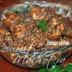 Ghee Roast Pepper Chicken Recipe or Chicken Kali Mirch