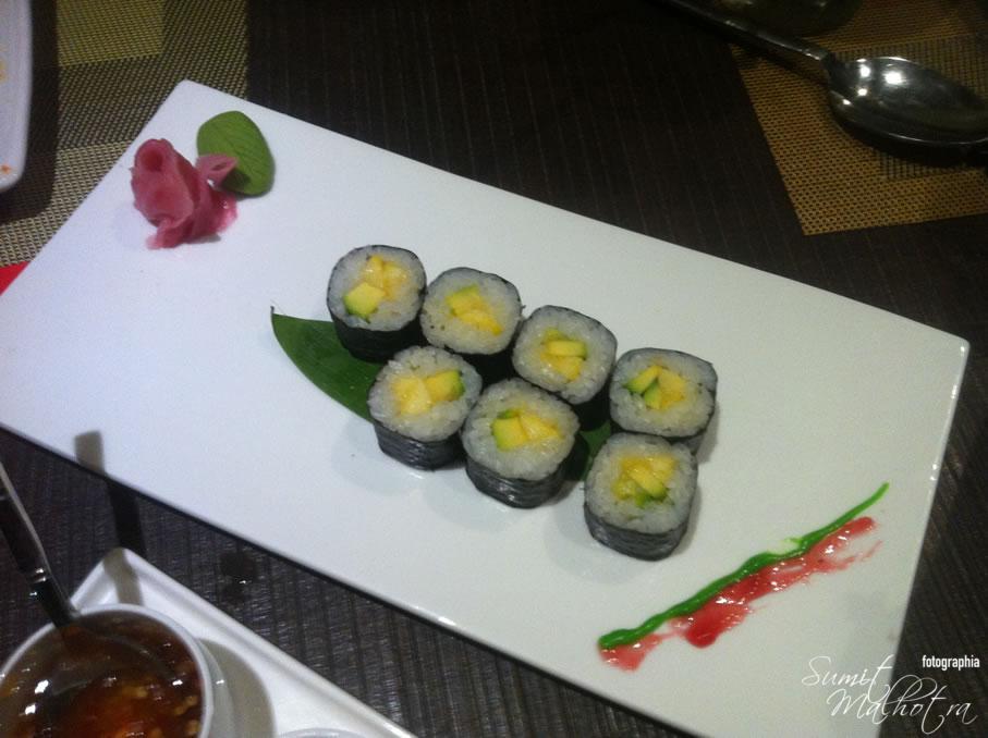 Philadelphia Sushi @ Soy Khan Market