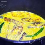 Chaman Qaliya or Chaman Kaliya Recipe - Simmer on low heat