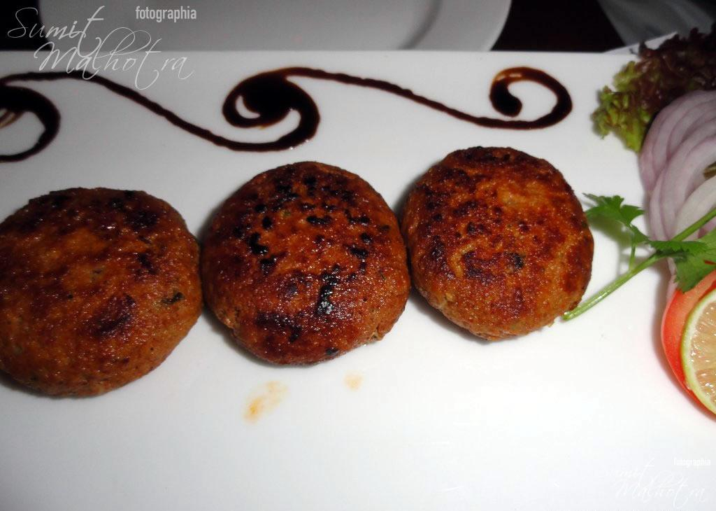 Galouti Kebab @ Dum Affairs