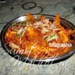 Bhunjma Chicken at The Jaiwana Haveli, Udaipur
