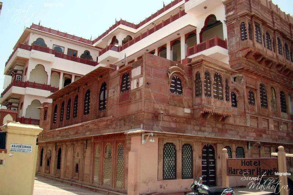 Bikaner - Hotel Harasar Haveli