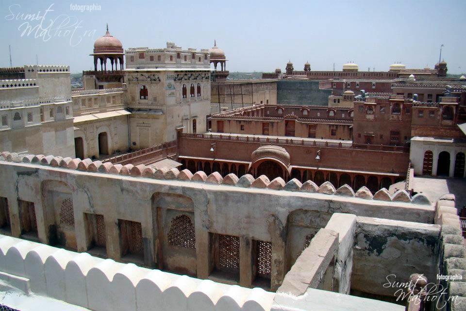 Bikaner - The Magnificient Junagarh Fort