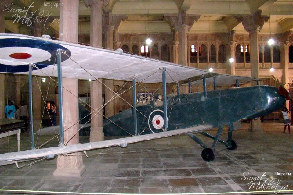 DH-9 DE Haviland War Plane