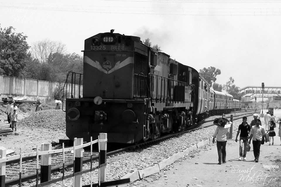 Neem Ka Thana Railway Station