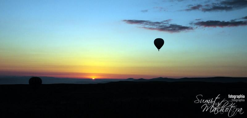 Hot Air Ballooning in Cappadocia. Things to do in Cappadocia