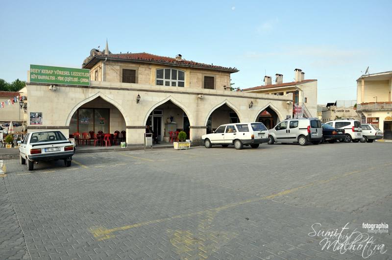 Town Centre, Ortahisar