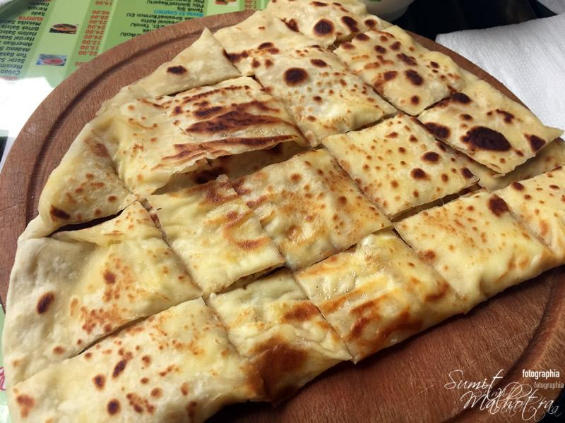 Gözleme - Traditional Turkish Flatbread