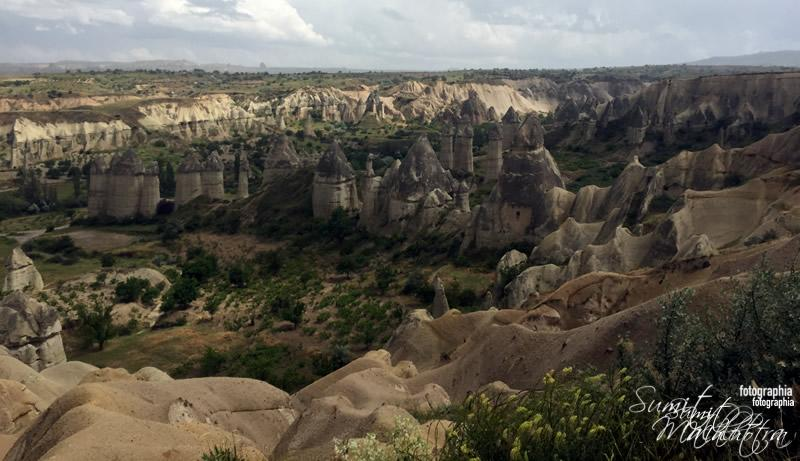 The Love Valley, Cappadocia