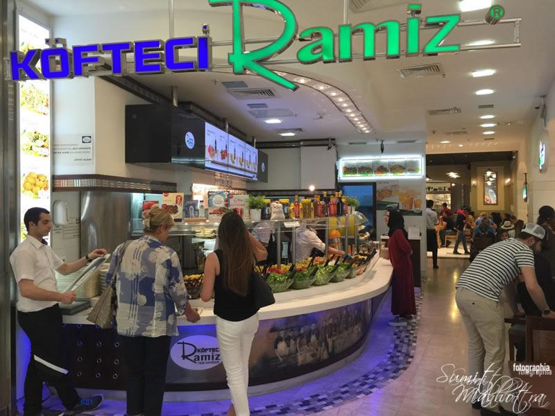 Clean & Brightly Lit Kofteci Ramiz