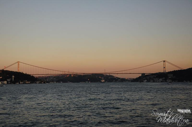 Fatih Sultan Ahmet Bridge