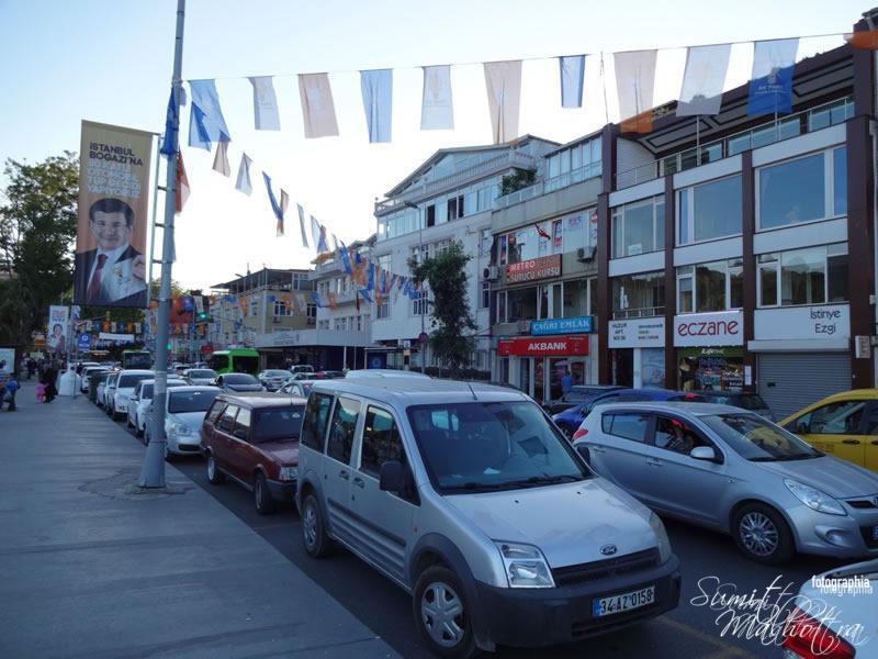 Streets of Istinye