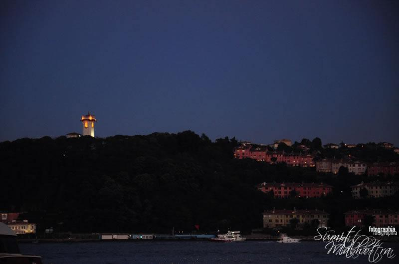Lighthouse on the Bosphorus