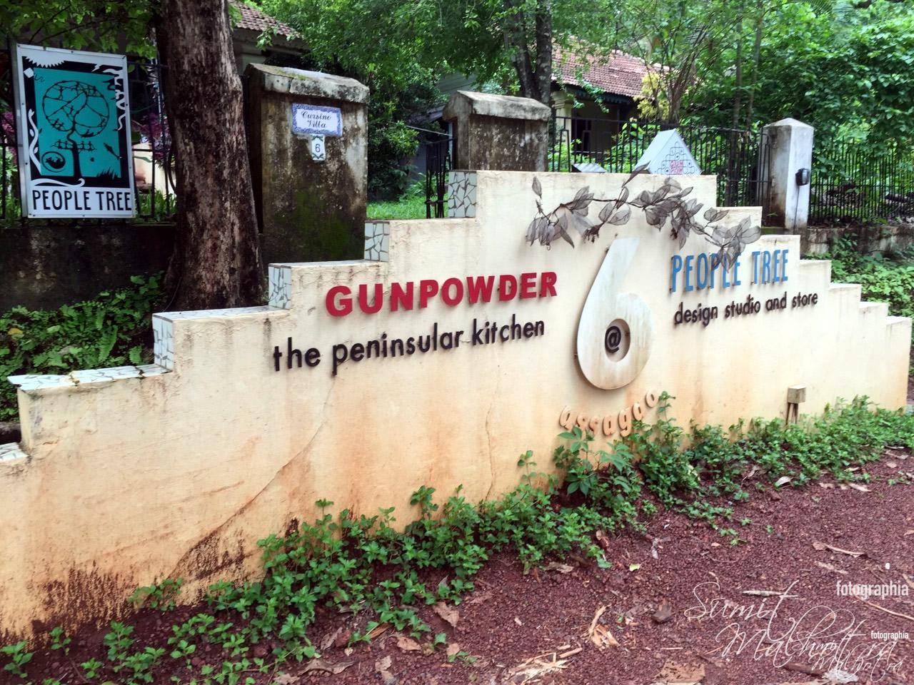 Gunpowder Assagao Goa