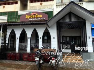 Spice Goa from the Street