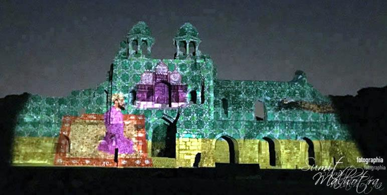 Sound and Light Show - Ishq-e-Dilli - Reliving 7 Cities of Delhi 60