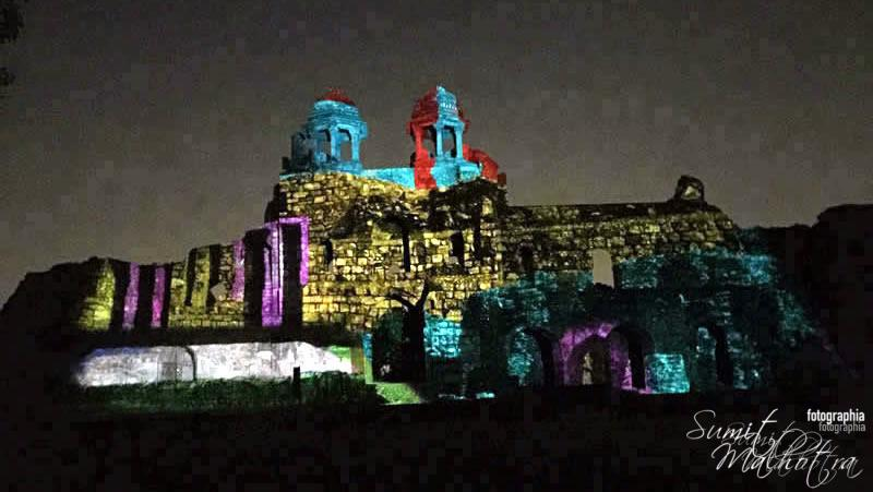 Sound and Light Show - Ishq-e-Dilli - Reliving 7 Cities of Delhi 59