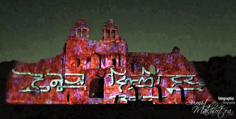 Sound and Light Show - Ishq-e-Dilli - Reliving 7 Cities of Delhi 55