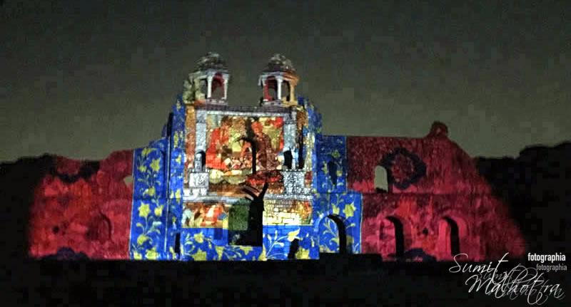Sound and Light Show - Ishq-e-Dilli - Reliving 7 Cities of Delhi 54
