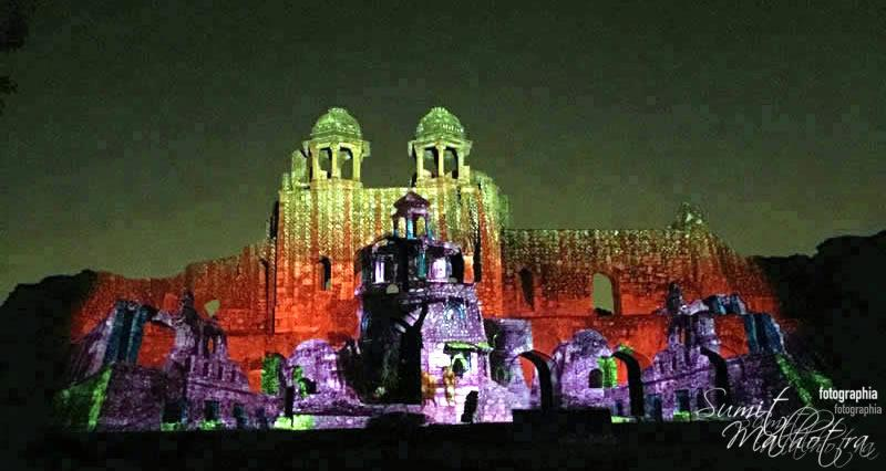 Sound and Light Show - Ishq-e-Dilli - Reliving 7 Cities of Delhi 48