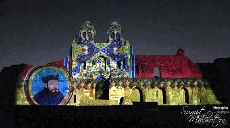 Sound and Light Show - Ishq-e-Dilli - Reliving 7 Cities of Delhi 47