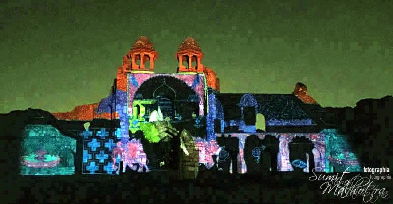 Sound and Light Show - Ishq-e-Dilli - Reliving 7 Cities of Delhi 46