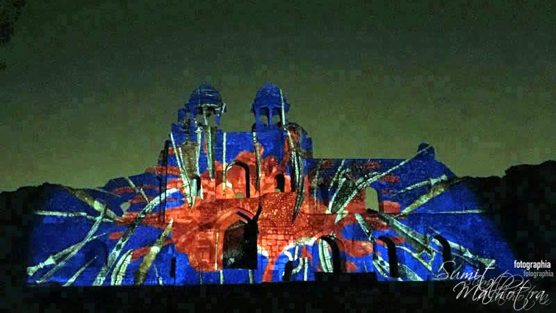 Sound and Light Show - Ishq-e-Dilli - Reliving 7 Cities of Delhi 44
