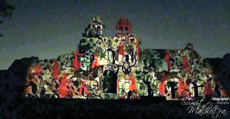 Sound and Light Show - Ishq-e-Dilli - Reliving 7 Cities of Delhi 43