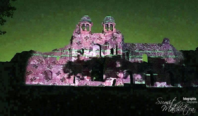 Sound and Light Show - Ishq-e-Dilli - Reliving 7 Cities of Delhi 42