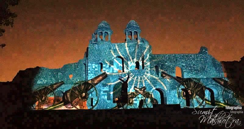 Sound and Light Show - Ishq-e-Dilli - Reliving 7 Cities of Delhi 40
