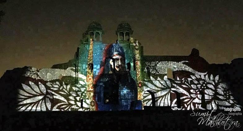 Sound and Light Show - Ishq-e-Dilli - Reliving 7 Cities of Delhi 36