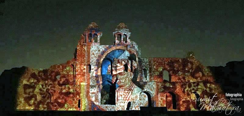 Sound and Light Show - Ishq-e-Dilli - Reliving 7 Cities of Delhi 18