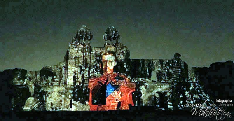 Sound and Light Show - Ishq-e-Dilli - Reliving 7 Cities of Delhi 5
