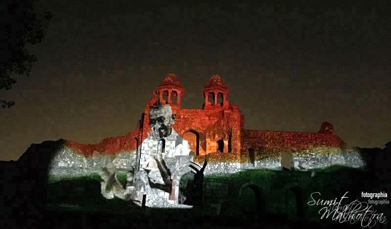 The Mahatma's Delhi