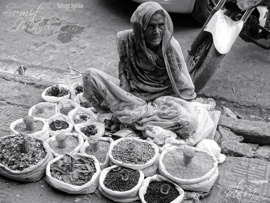 The Spice Lady - Near Camera Market Chandni Chowk