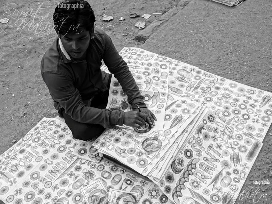The Pattern Maker - Near Bhai Mati Das Chowk