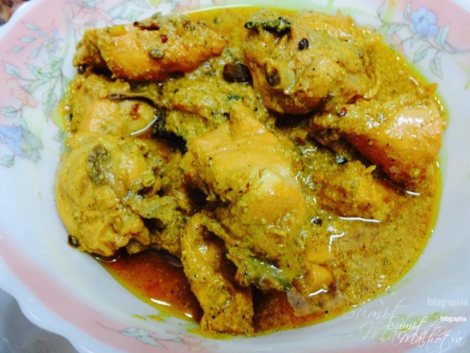 Matka Murgh Dahiwala is Ready.