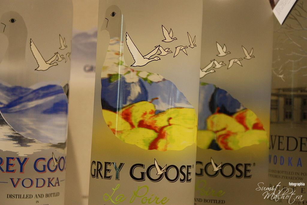 Grey Goose Vodka - The Hot Wine