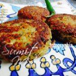 Delicious mutton shami kabab are ready