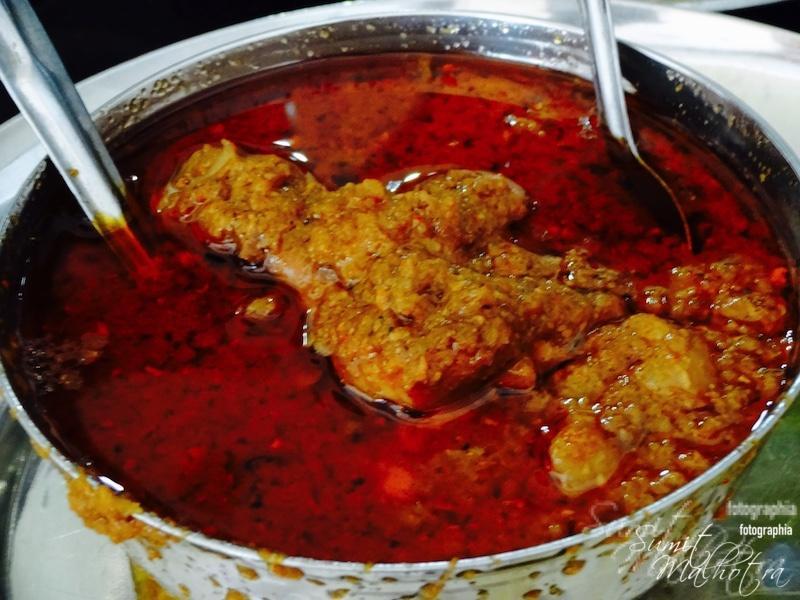 Mughlai Chicken Korma or Shahi Chicken Korma