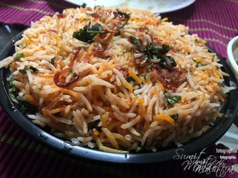 Mutton Biryani - The Lost Mughal